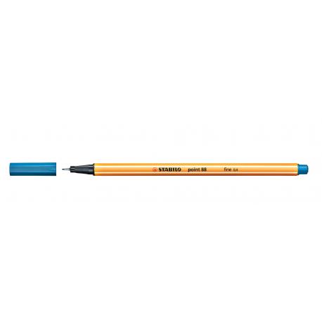 Caneta Stabilo Point 88 - Cor Azul (32) | Stabilo  - JuJu Scrapbook