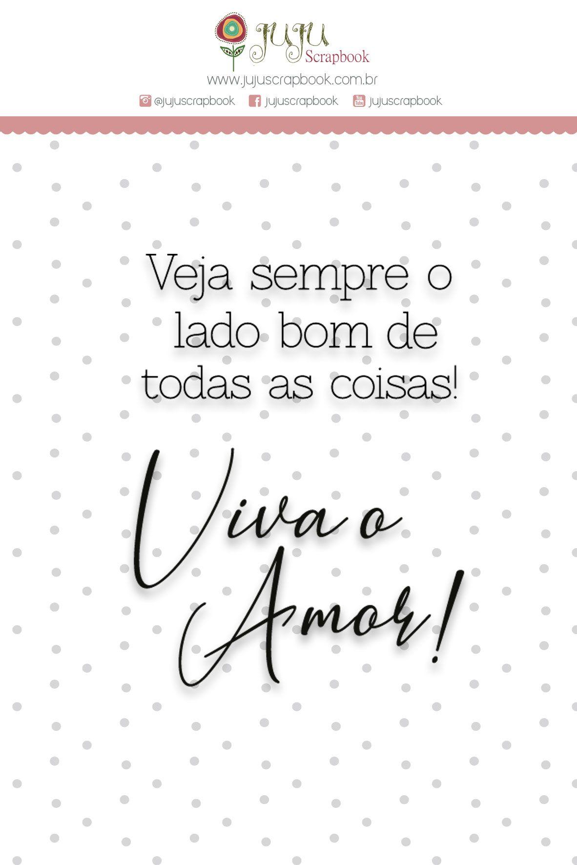 "Coleção Shabby Dreams by Babi Kind - Carimbo M ""Amor"" / JuJu Scrapbook  - JuJu Scrapbook"