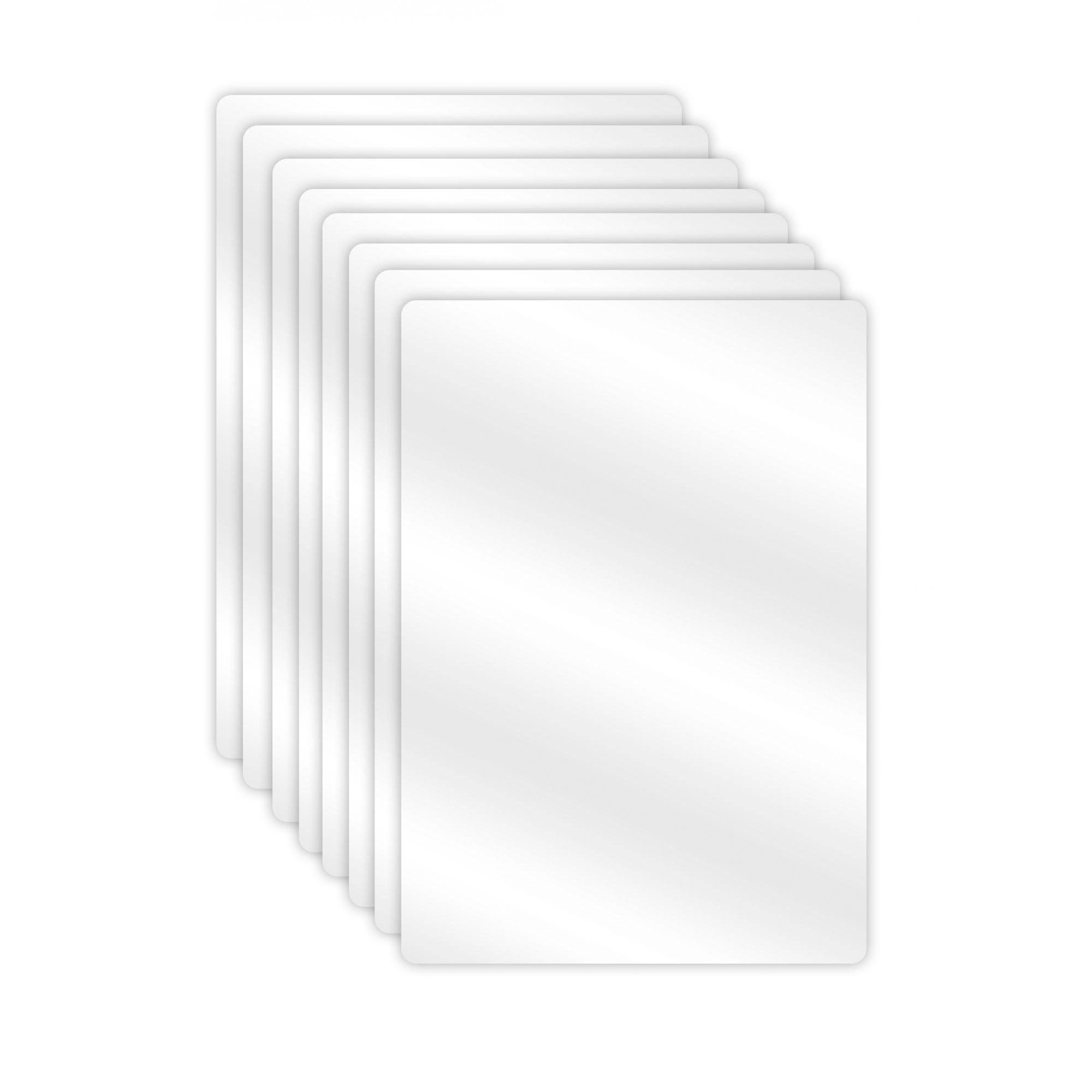 Kit 10 Plásticos de Plastificação - JuJu Scrapbook  - JuJu Scrapbook
