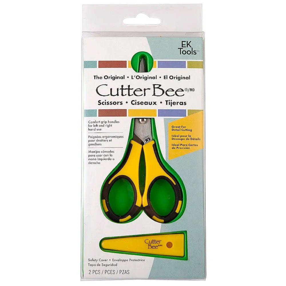 Tesoura de Precisão Cutter Bee - EK Tools  - JuJu Scrapbook