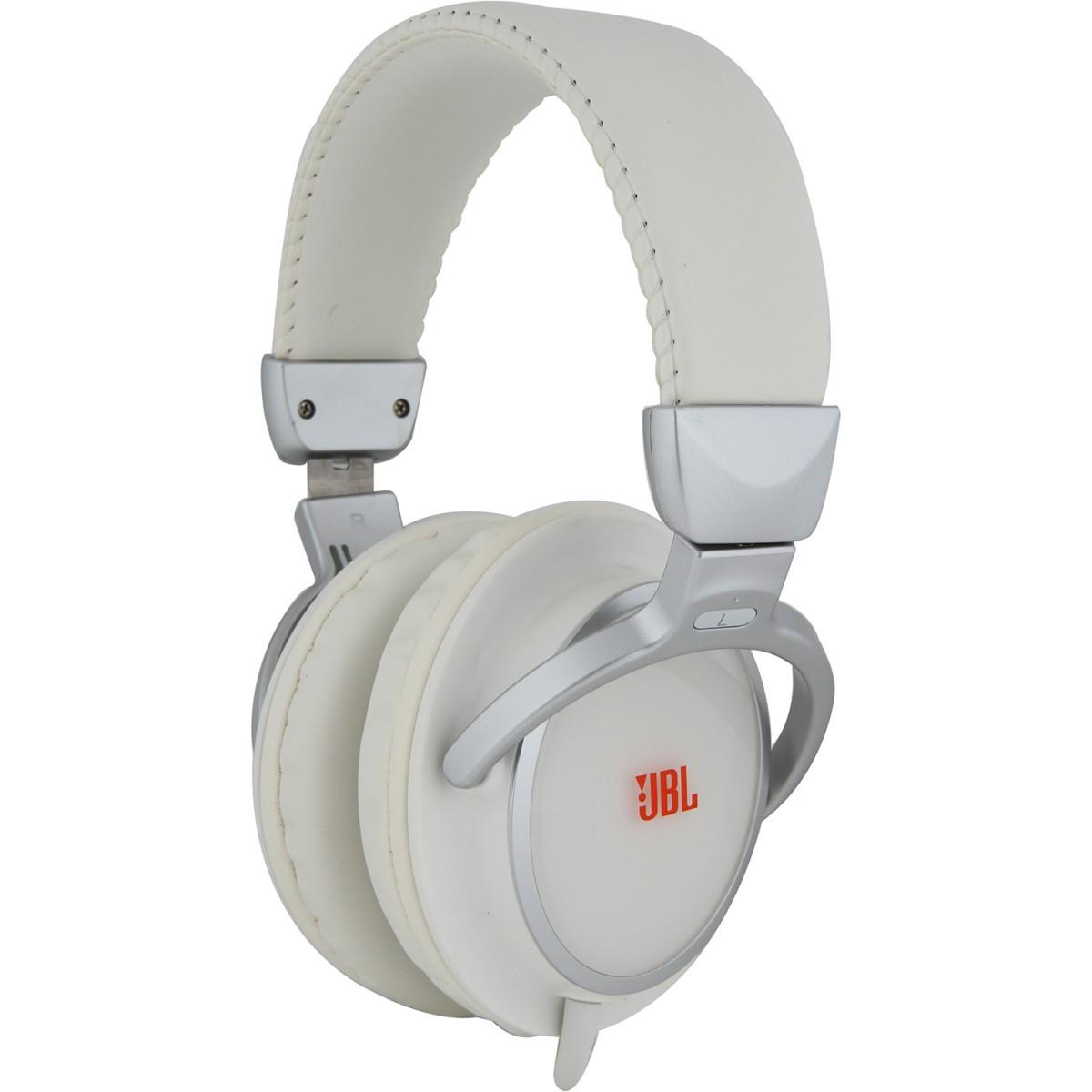 Fone de Ouvido Vibe Over Ear Branco - JBL