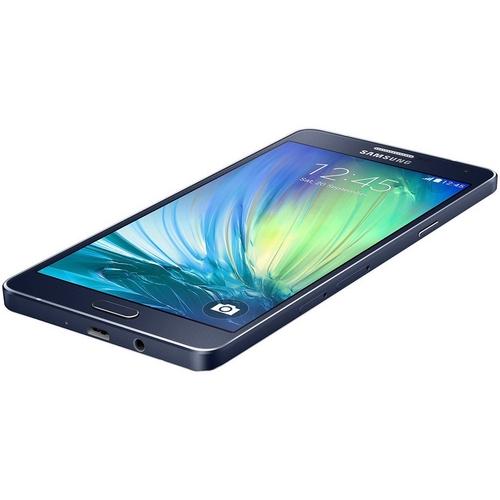 Smartphone Galaxy A7 Duos, 4G, Android 4.4, 16GB, 13MP, Preto A700FD - Samsung