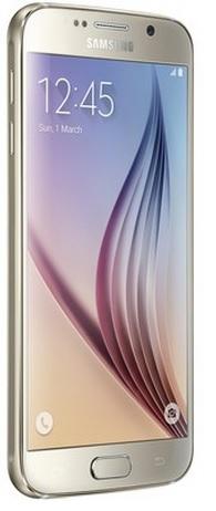 Smartphone Galaxy S6 G920I, Octa Core, Android 5.0, Tela Super Amoled 5.1, 32GB, 16MP, 4G, Dourado - Samsung