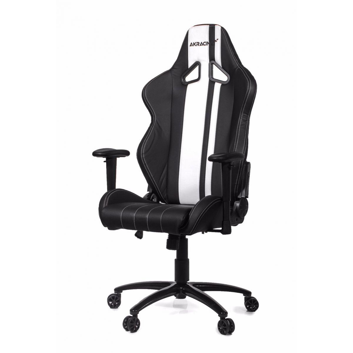 Cadeira AKRacing Rush Gaming White AK-RUSH-WT - AKRacing