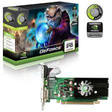 Placa de Vídeo Geforce GT210 1GB DDR2 VGA-210-C2-1024 - Point Of View