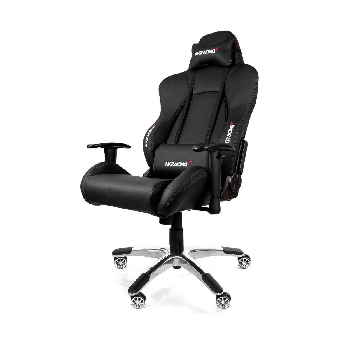 Cadeira AKracing Premium Black/Black V2 AK-7002-BB - AKracing