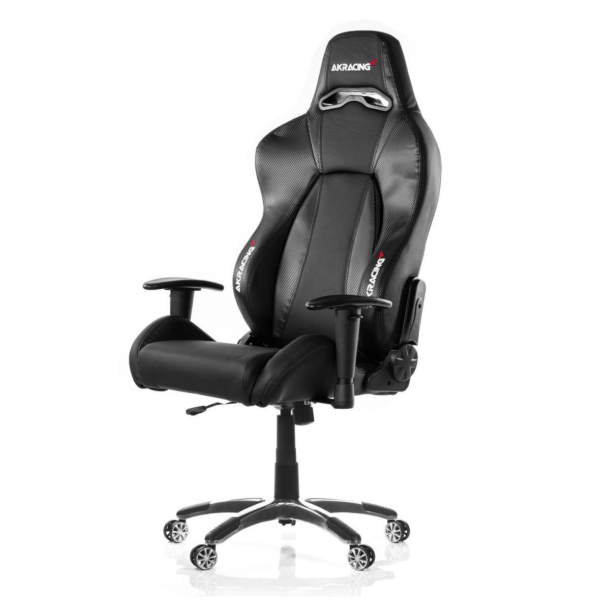 Cadeira AKracing Premium Carbon Black V2 AK-7002-CB - AKracing