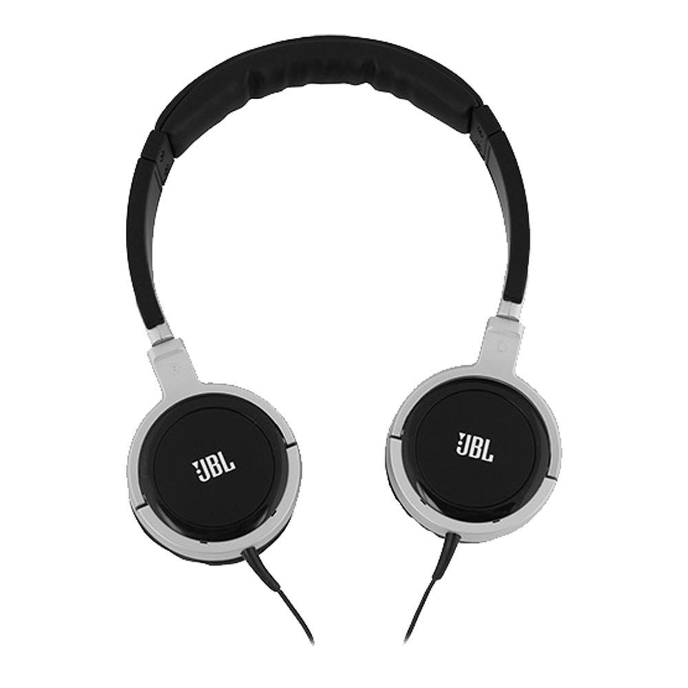 Fone de Ouvido Vibe On Ear Preto Com Prata FK0006-014544