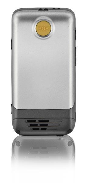 Celular Vita 3 Chips Quadri SOS Prata P3187 - Multilaser