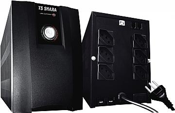 Nobreak 1400VA UPS Compact Pro/2BS Full-Range Cod. 455 - Tsshara