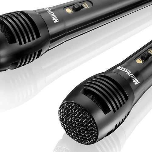 Microfone Karaoke Rock Band 5 em 1 PS2 PS3 XBOX NITENDO e PC JS053 - Multilaser