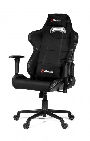Cadeira Gaming Torretta XL Black - Arozzi