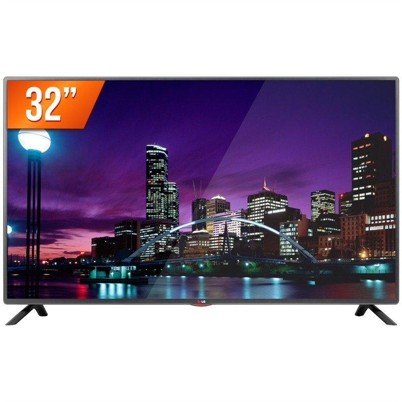 TV LED 32 HD Pro Centric USB DIvX HD, Sistema Anti Furto 32LY540H - LG