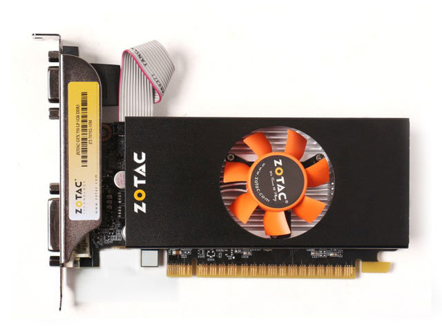 Placa de Vídeo Geforce GTX750 1GB DDR5 Perfil Baixo 128Bit ZT-70702-10M - Zotac