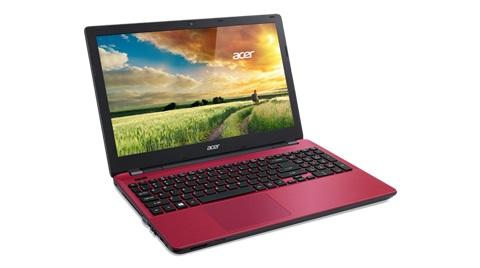 Notebook E5-571-51AF Intel Core i5 4GB HD 1TB DVD-RW Bluetooth Tela LED 15.6 Windows 8.1 Vermelho - Acer
