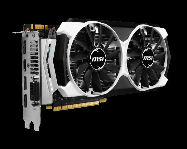 Placa de Vídeo Geforce GTX960 2GB 2GD5T OC DDR5 128Bit - MSI