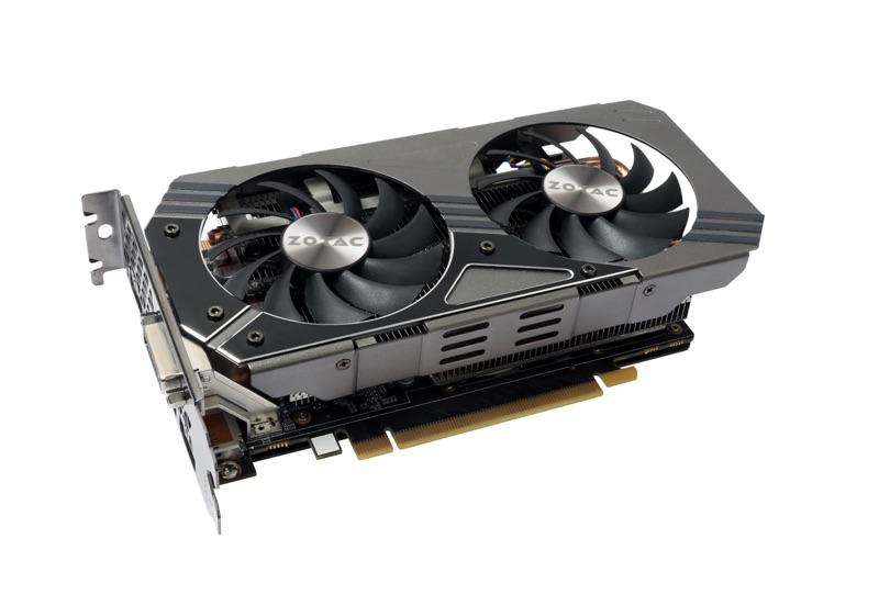 Placa de Vídeo Geforce GTX960 4GB DDR5 128Bits ZT-90308-10 - Zotac