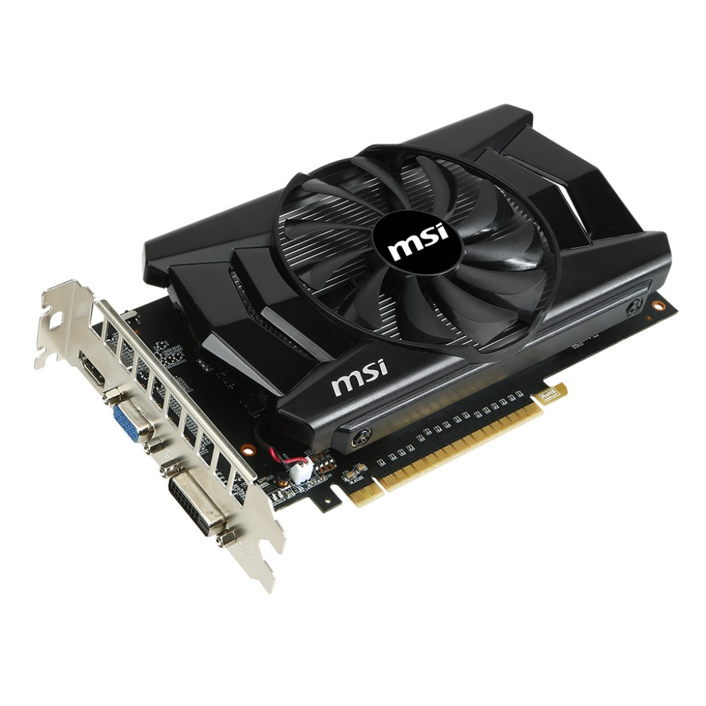 Placa de Vídeo Geforce GTX750 OC 1GB DDR5 128Bit N750 TF 1GD5/OC - MSI