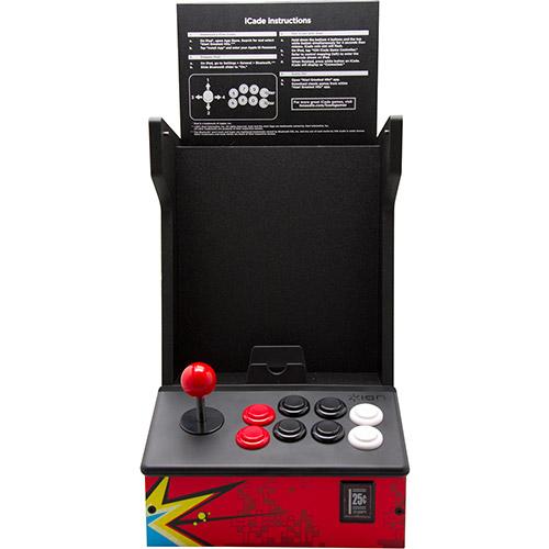 CabinePortátil Para Ipad Com Joystick e 8 Botões Para Jogos Estilo ARCADE - ION