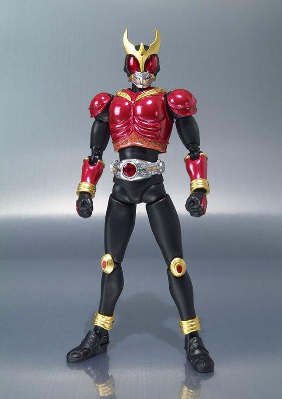 Kamen Rider Kuuga Mighty Form - SH Figuarts