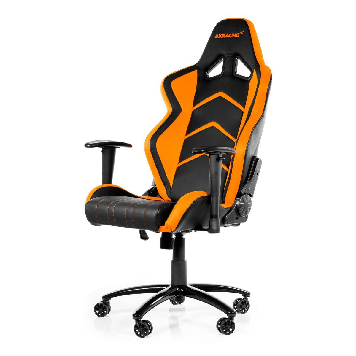 Cadeira AKRacing Player Gaming Black/Orange AK-K6014-BO - AKRacing