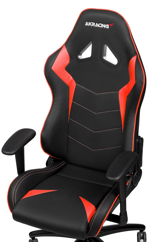 Cadeira AKRacing Octane Gaming Red AK-OCTANE-RD - AKRacing