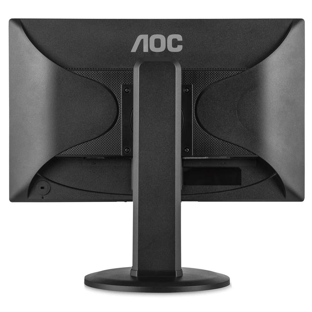 Monitor Led 21,5 Widescreen Full HD VGA/DVI E2223PWD C/Regulagem de Altura - AOC