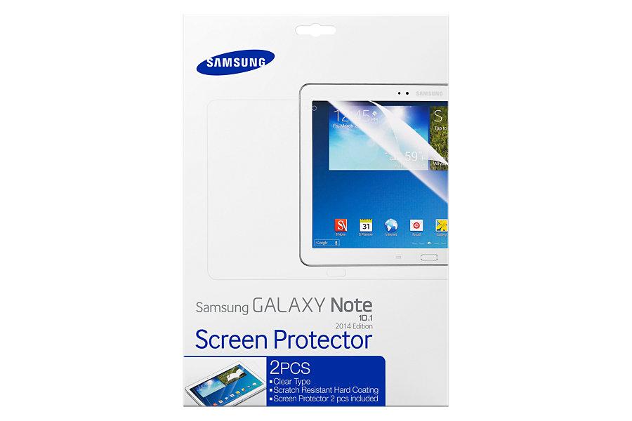 Película Protetora para Galaxy Note 10.1 2014 Edition (02 unidades) ET-FP600CTEGWW - Samsung