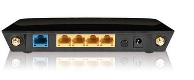Roteador Wireless Dual Band 300mbps C/2 Antenas RE075 Até 600mbps - Multilaser