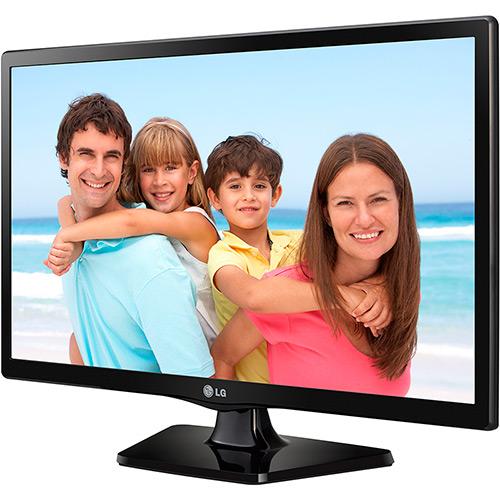 Monitor TV LED 23,6 Time Machine Ready 24MT47D - LG