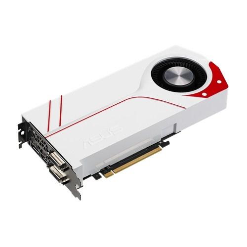 Placa de Vídeo Nvidia GTX 970 Overclock Edition 4GB GDDR5 256Bits TURBO-GTX970-OC-4GD5 - Asus