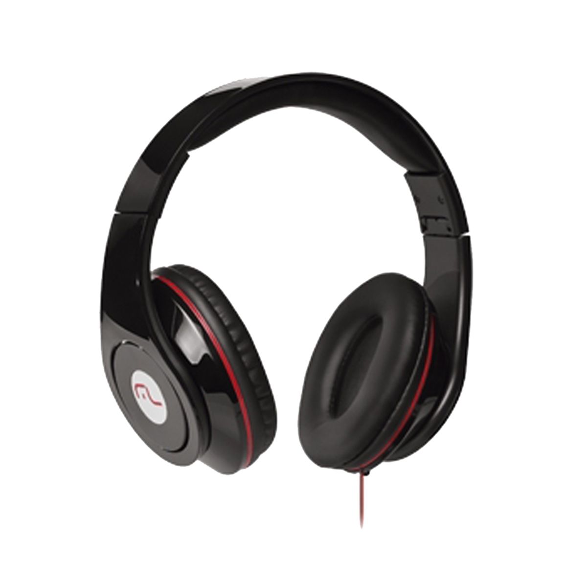 Fone de Ouvido Headphone Monster Preto PH074 - Multilaser