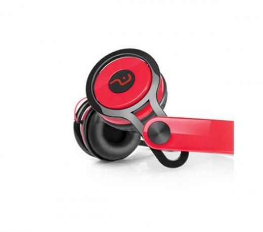 Fone de Ouvido Headphone 360 Vermelho PH083 - Multilaser