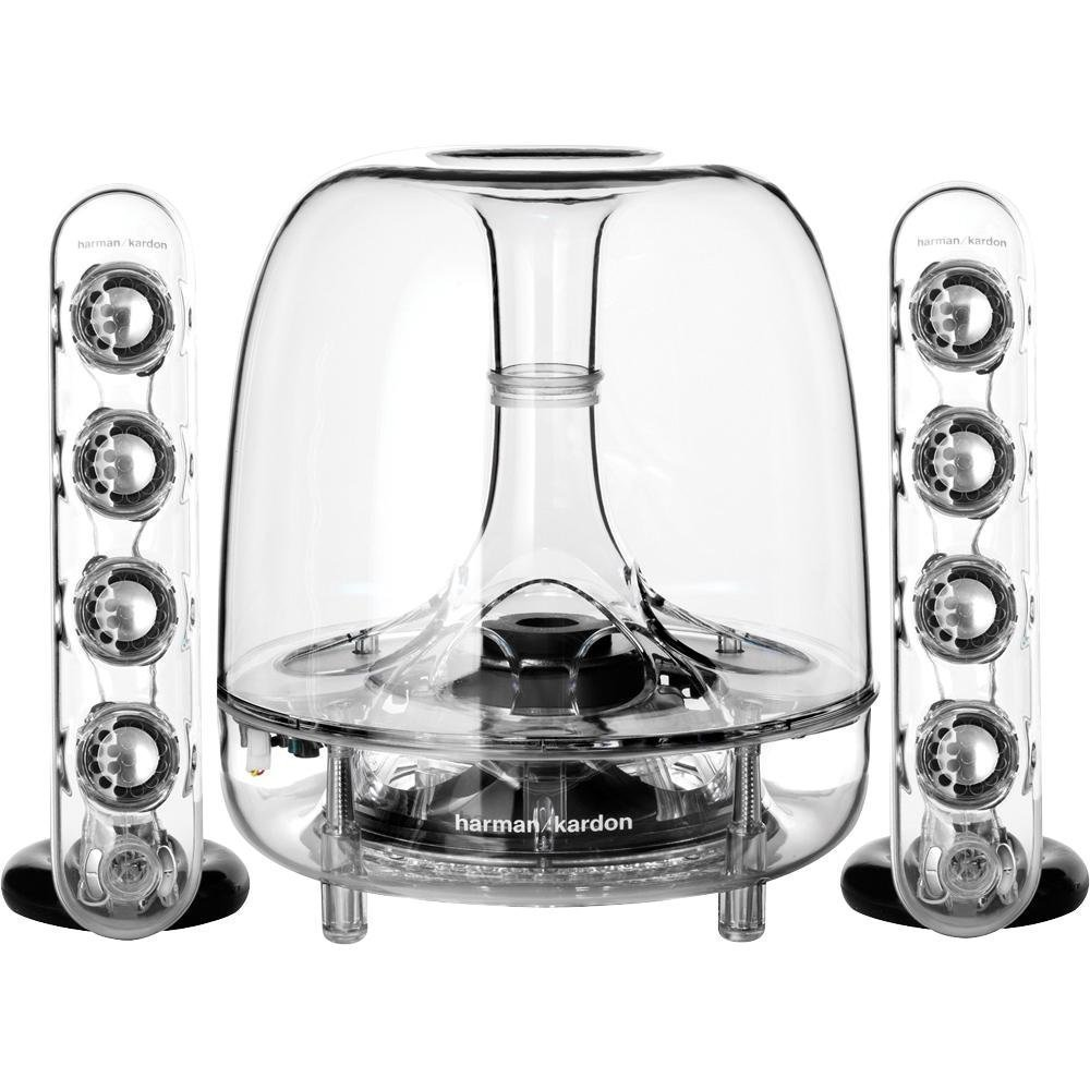 Caixa de Som 2.1 SoundSticks Wireless (Bluetooth) 40W RMS - Harman Kardon
