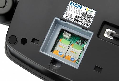 Telefone Celular Fixo GSM 200 (42GSM2000000) - Elgin