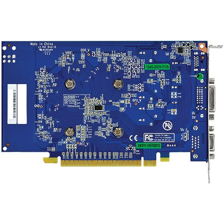 Placa de Vídeo Geforce GTX750 OC 2GB DDR5 128Bit 75NPH8DV9SXH - Galax