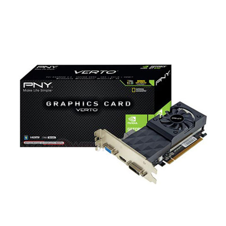 Placa de Video GeForce GT630 2GB DDR3 128Bits VCGGT6302XPB - PNY