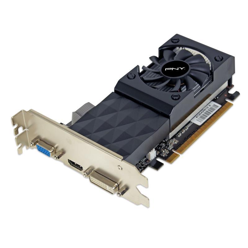 Placa de Video GeForce GT630 2GB DDR3 128Bits VCGGT6302XPB - PNY