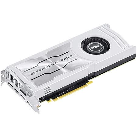 Placa de Vídeo Geforce GTX980 Ti 6GB DDR5 384Bits 980TI-6GD5-V1 - MSI