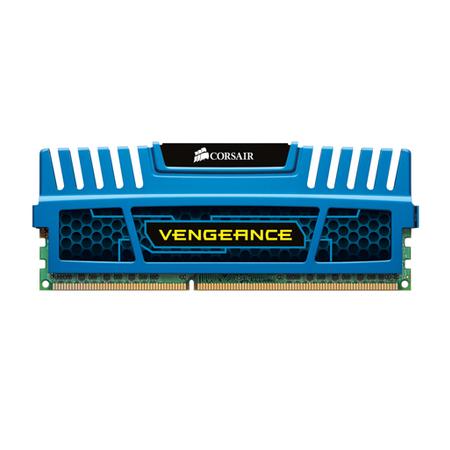 Memória Vengeance 8GB DDR3 1600MHz CMZ8GX3M1A1600C10B Azul - Corsair