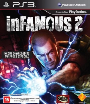 Jogo Infamous 2 para PS3 - Sony