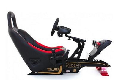 Cockpit WS One Black WSOK - Winseats