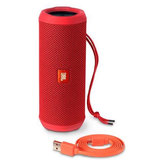 Caixa de Som Portátil FLIP 3 Bluetooth 16W RMS Vermelha JBLFLIP3RED - JBL