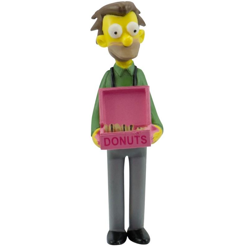 Boneco The Simpsons Lenny BR361 - Multikids