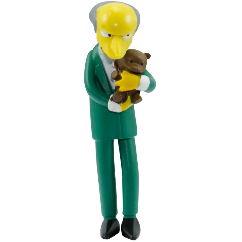 Boneco The Simpsons Mr Burns BR361 - Multilaser