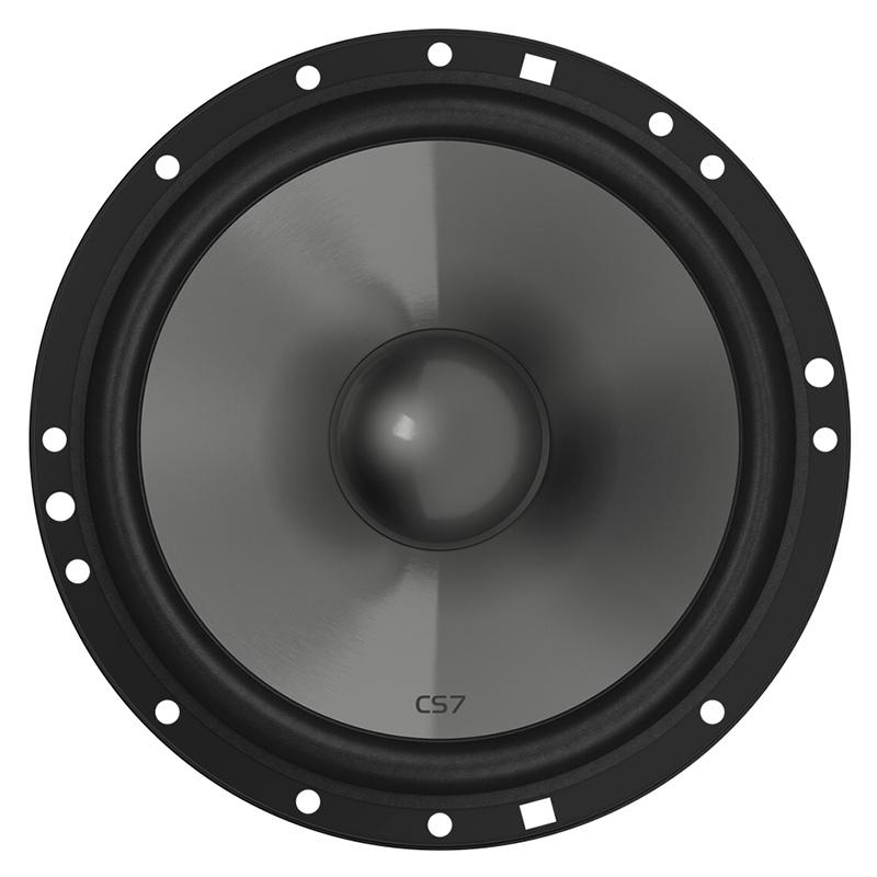 Alto Falante CS760C Kit 2 Vias 6 1/2 165mm 150W RMS (Par) - JBL