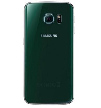 Smartphone Galaxy S6 Edge G925IZ, Octa Core, Android 5.0, Tela Super Amoled 5.1, 64GB, 16MP, 4G, Verde - Samsung