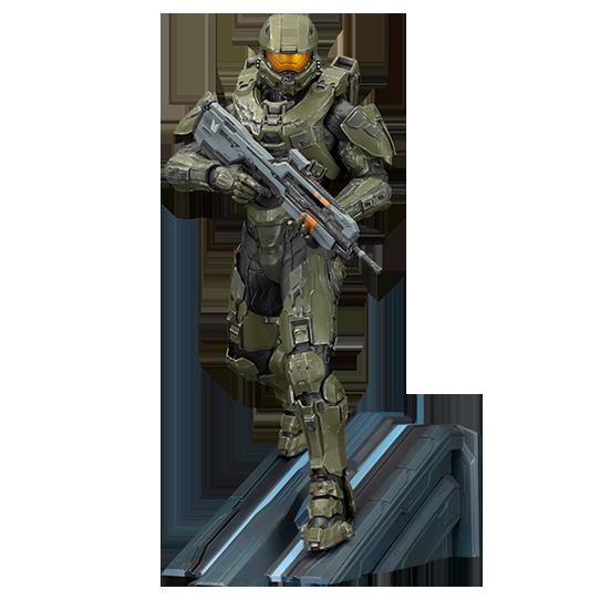 Halo Master Chief - ArtFx Statue