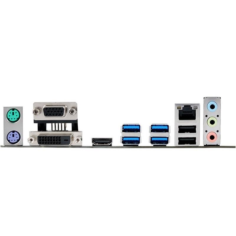 Placa Mãe LGA 1151 USB 3.0 H170-Plus D3 (S/V/R) - Asus