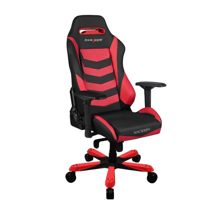 Cadeira I-Series OH/IS166/NR Preto/Vermelho - DXRacer